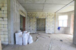 Капитальный ремонт коттеджей