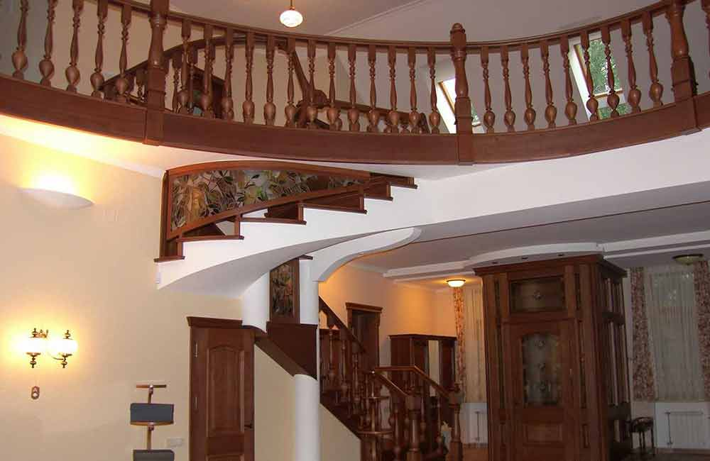 Ремонт двухэтажных коттеджей
