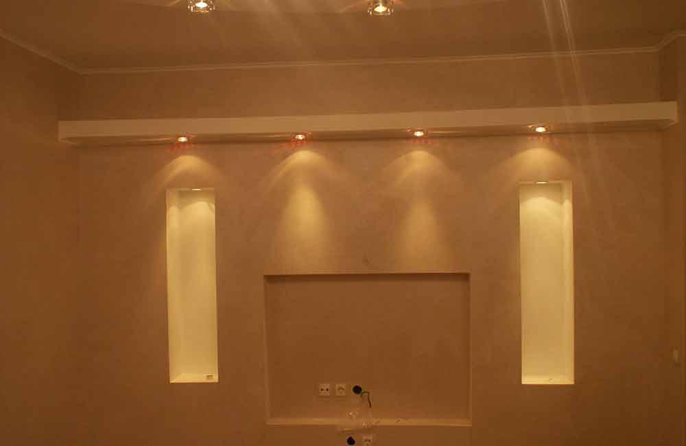 Ремонт зала в Киеве