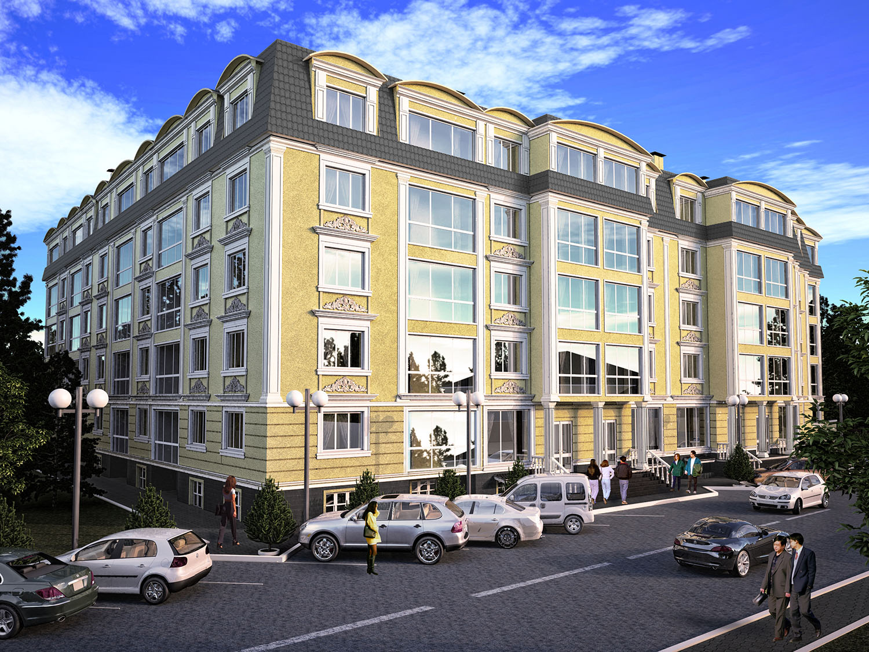 ЖК Триколор продажа квартир