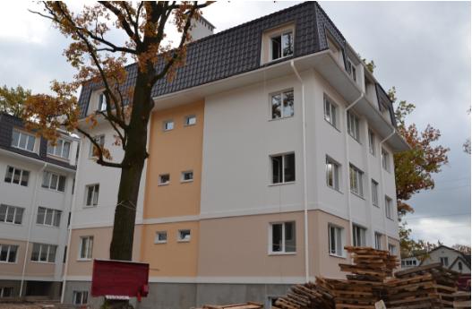 Ремонт домов в Ворзеле