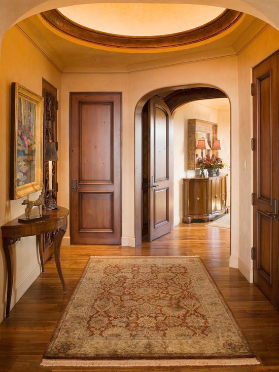 Межкомнатная дверь или арка