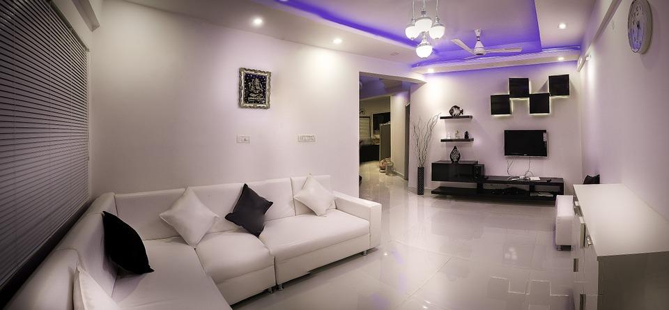 Hall Home Design Modern Interior Room Apartment