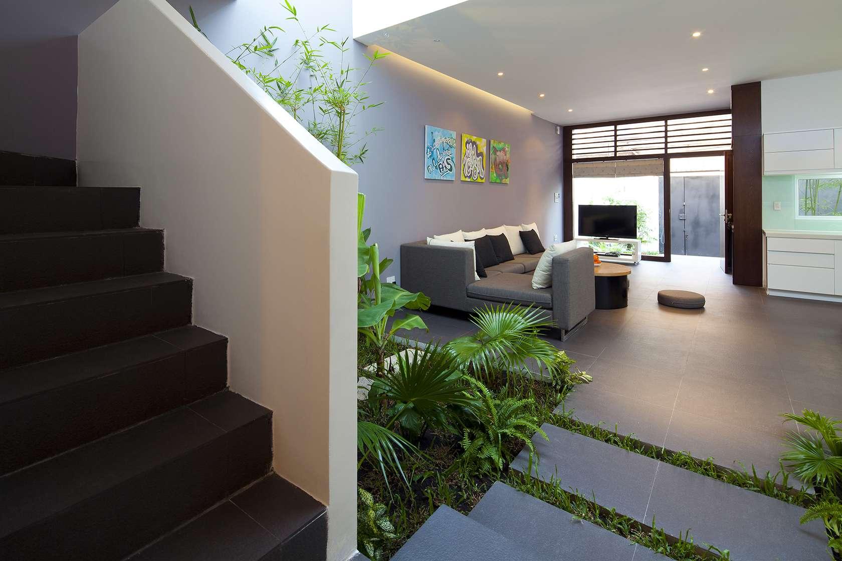 Растения помогут красиво декорировать помещение