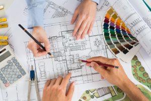 Современный дизайн-проект