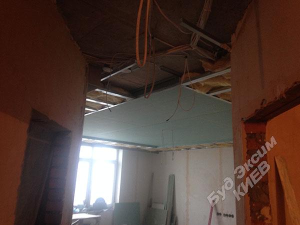 Ремонт двокімнатної квартири в новобудові